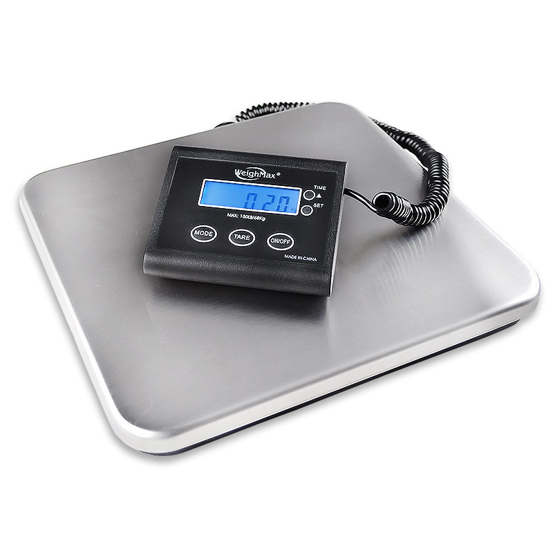 WeighMax 4830 330Lb Digital Shipping Scale