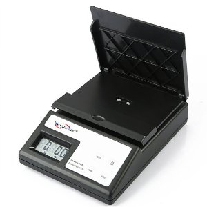 Weighmax USPS Style 25 Lb x 0.1 OZ Digital Shipping Mailing Postal Scale with Batteries Review