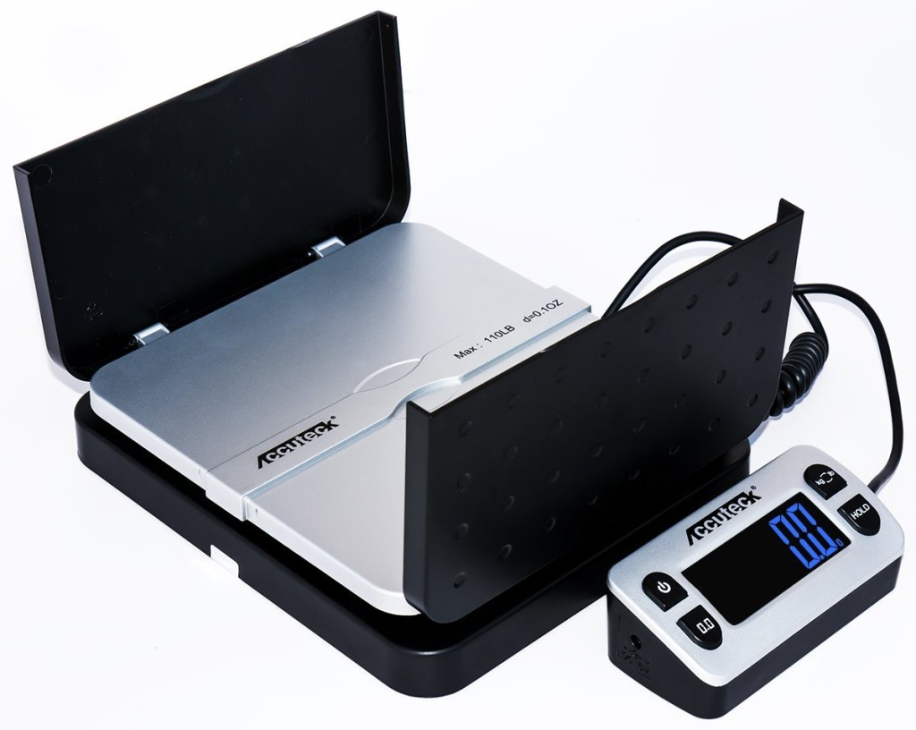 Accuteck ShipPro 110lbs Digital Shipping Postal Scale