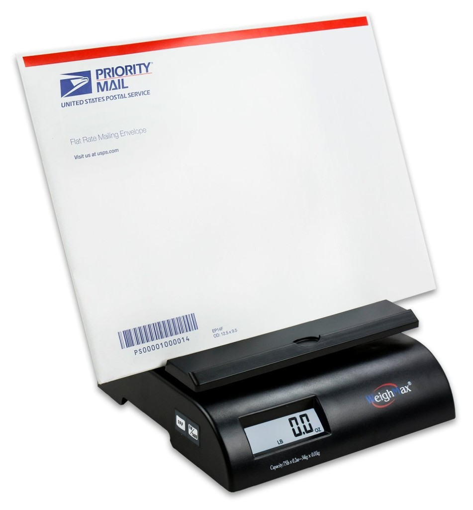 Weighmax 2822-75LB Postal Shipping Scale Review